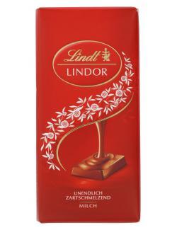 Lindt Lindor Milch  (100 g) - 7610400079785