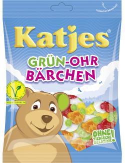 Katjes Gr�n-Ohr B�rchen  (200 g) - 4037400431598