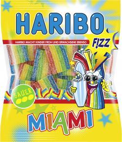 Haribo Miami sauer  (175 g) - 8426617365653