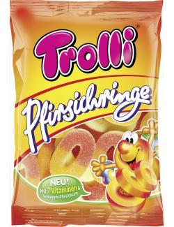 Trolli Pfirsichringe  (200 g) - 4000512364320