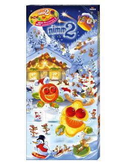 Nimm2 Adventskalender  (300 g) - 4014400913538