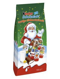 Kinder Lustige Weihnachtsbande  (102 g) - 4008400209524