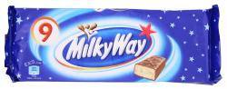 Milky Way Multipack  (9 x 21,50 g) - 5000159460811