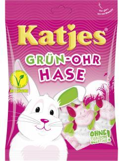 Katjes Gr�n-Ohr Hase  (200 g) - 4037400431512
