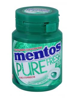 Mentos Pure Fresh Kaugummi Spearmint mit grünem Tee  (70 g) - 80932673