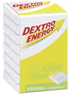 Dextro Energy Zitrone+Vitamin C  (46 g) - 40468273
