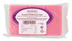 Schluckwerder Fondant-Pfefferminz-Tafel  (150 g) - 4023800121214