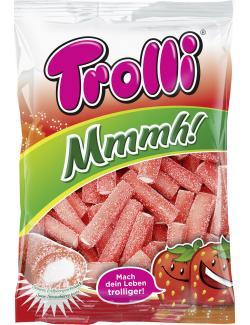 Trolli Mmmh! Saure Erdbeere  (200 g) - 4000512364207