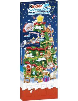 Kinder Adventskalender lustige Weihnachtsbande  (204 g) - 4008400562025