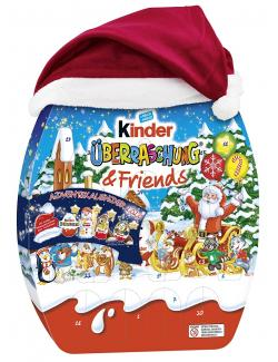 Kinder Überraschung & Friends Adventskalender  (431 g) - 4008400482927
