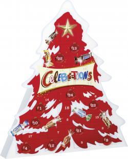 Celebrations Adventskalender  (220 g) - 5000159398725