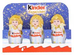 Kinder Schokolade Engelchen  (3 x 15 g) - 4008400510422