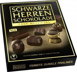 Sarotti Schwarze Herren Schokolade Pralinés  (124 g) - 4030387040203