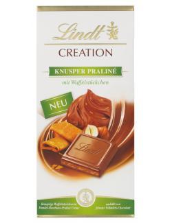 Lindt Creation Knusper Pralin�  (150 g) - 3046920045711