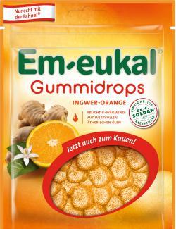 Em-eukal Gummidrops Ingwer-Orange  (90 g) - 4009077031357