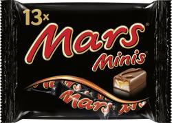 Mars Minis  (250 g) - 4011100001213