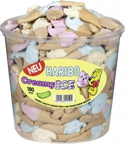 Haribo Creamy Ice  (150 St.) - 4001686415511