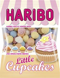 Haribo Little Cupcakes  (175 g) - 4001686475515
