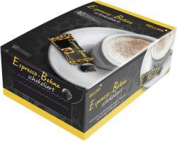 Hellma Espresso-Bohne schokoliert  (40 St.) - 4003148713357