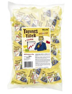 Hellma Tagungs-Tiger Fruchtgummi mit Taurin  (100 St.) - 4003148445197