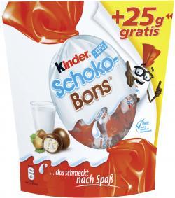 Kinder Schoko Bons + 25g gratis  (225 g) - 4008400621722