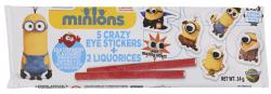 Dracco Candy Dracco Minions Crazy Eye Sticker + Candy 2049517