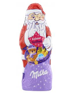 Milka Weihnachtsmann Knister P�tillant  (100 g) - 7622210394736