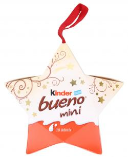 Kinder Bueno Mini Stern  (54 g) - 4008400323527