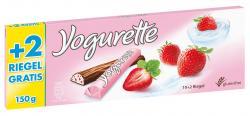 Yogurette Erdbeer 10 + 2 gratis  (150 g) - 4008400421926