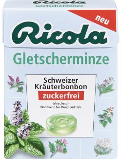 Ricola Gletscherminze zuckerfrei  (50 g) - 7610700946640