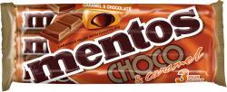 Mentos Choco & Caramel  (3 x 38 g) - 4602606011006
