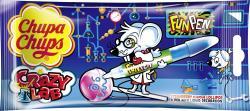 Chupa Chups Crazy Lab Fun Pen  (28 g) - 8410031959116