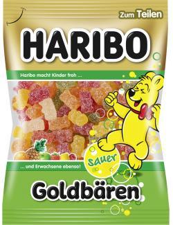 Haribo Sauer Goldb�ren  (200 g) - 4001686361511