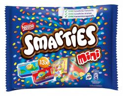 Smarties Mini  (187 g) - 7613035500877
