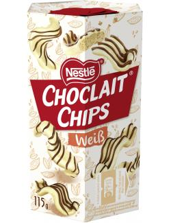 Nestlé Choclait Chips white  (115 g) - 7613035499560