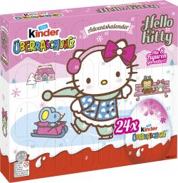Kinder �berraschung Adventskalender Barbie  (24 x 20 g) - 8000500236406