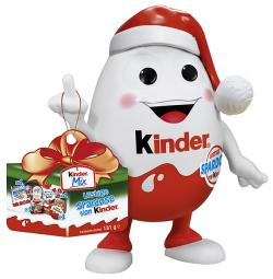 Kinder Mix Kinderino Spardose  (131 g) - 8000500242186