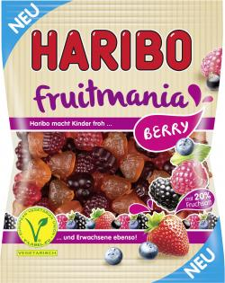 Haribo Fruitmania Berry  (175 g) - 4001686392515