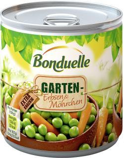 Bonduelle Garten-Erbsen & Möhrchen  (265 g) - 3083680003551