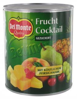 Del Monte Fruchtcocktail mit Pfirsichmark gezuckert  (500 g) - 24000198079