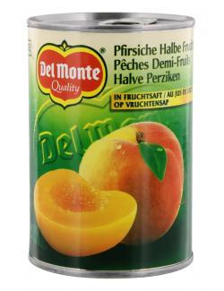 Del Monte Pfirsiche halbe Frucht  (235 g) - 24000124948