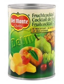 Del Monte Fruchtcocktail in Fruchtsaft ohne Zuckerzusatz  (250 g) - 24000124023