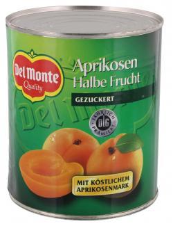 Del Monte Aprikosen halbe Frucht gezuckert  (480 g) - 24000038269