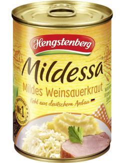 Hengstenberg Mildessa Weinsauerkraut mild  (520 g) - 4008100515864