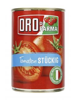 Oro di Parma Tomaten st�ckig  (425 ml) - 40081236