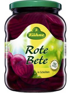 K�hne Rote Bete in Scheiben  (430 g) - 4012200343111