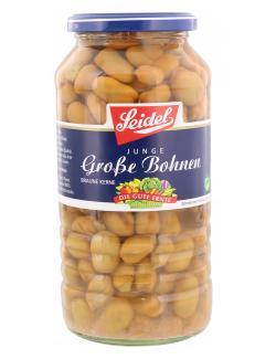 Seidel junge Gro�e Bohnen  (420 g) - 40397313
