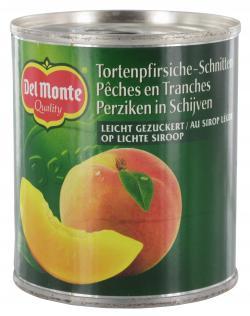 Del Monte Tortenpfirsiche-Schnitten  (140 g) - 24000110170