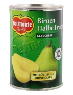 Del Monte Birnen halbe Frucht mit Birnenmark gezuckert  (230 g) - 24000148104