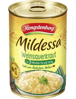 Hengstenberg Mildessa 3 Minuten Schlemmerkraut  (350 g) - 4008100151529